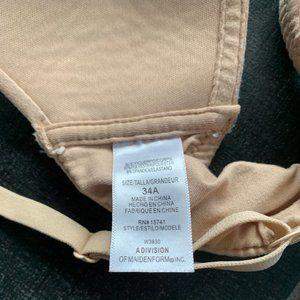 Maidenform Intimates & Sleepwear - Softcup Underwire Free T-Shirt Bra Bundle of 3